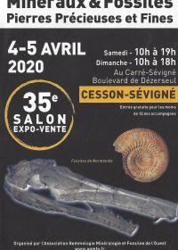 35. Ausstellung fossiler Mineralien