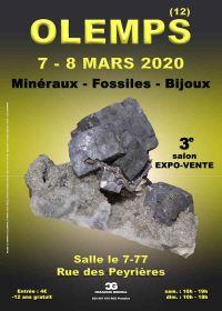 3. Messe für fossilen Mineralienschmuck