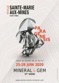 ABGESAGT 57. Internationale Mineral- und Edelsteinausstellung