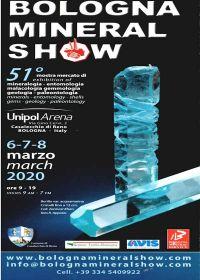 51. Bologna Mineral Show 2020