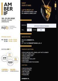 Internationale Ausstellung für Bernstein, Schmuck und Edelsteine