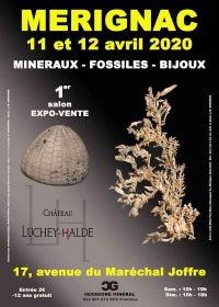 1. Auflage der Messe für Mineralien, Fossilien und Schmuck