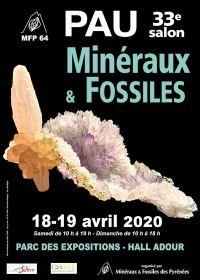33. Mineralien- und Fossilienausstellung