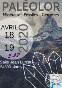 Die 5. Ausgabe der Fossil Minerals and Jewelry Show