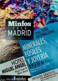1. Internationale Messe für Mineralien, Fossilien und Schmuck