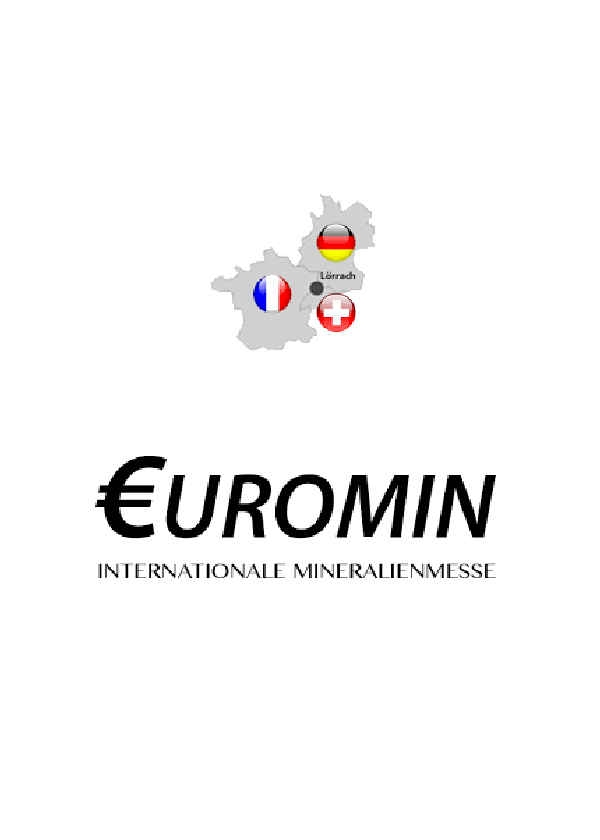 Euromin Internationale Mineralienmesse