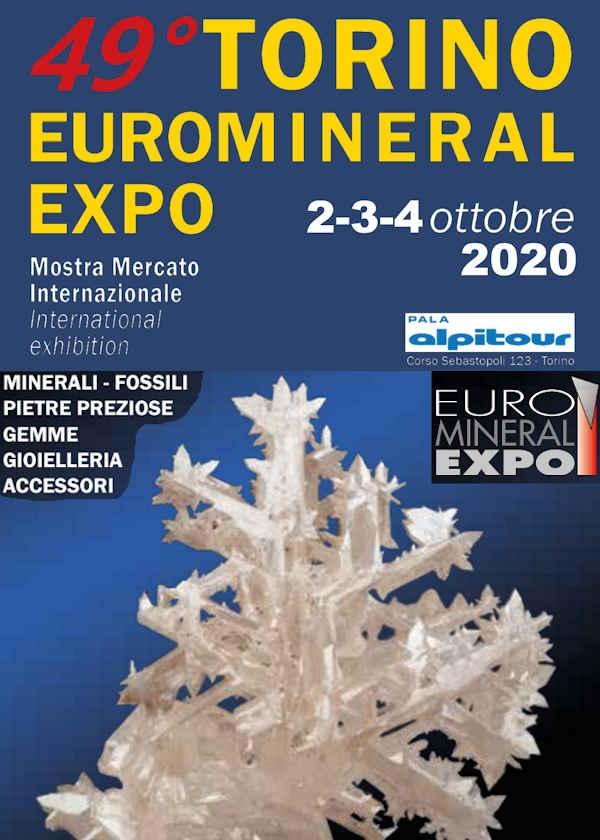 49. Turin Euro Mineral Expo