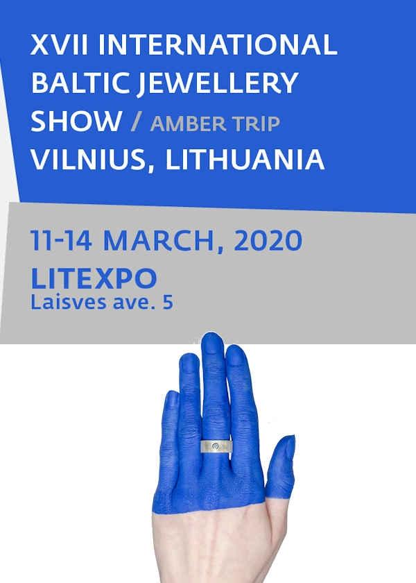 17. Internationale baltische Schmuckmesse