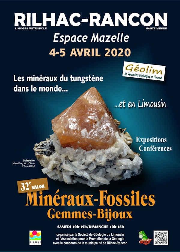 32. Ausstellung fossiler Mineralien und Schmuck