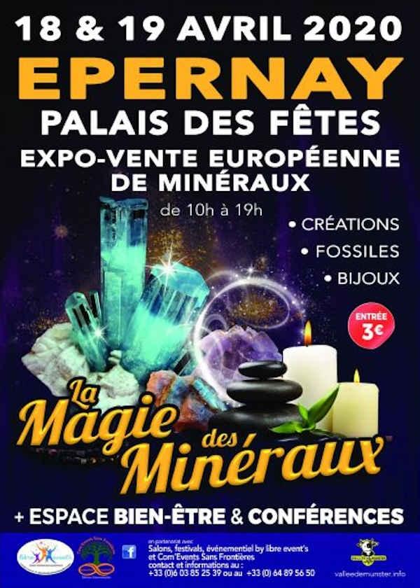 Europäische Messe für Mineralien, Wellnessbereich