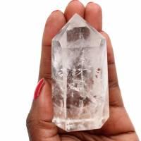 Bergkristall-Prisma