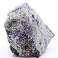 Massiver grünvioletter Fluorit