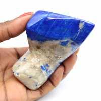 Sammelstein in Lapislazuli