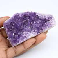 Uruguayischer Amethystkristall