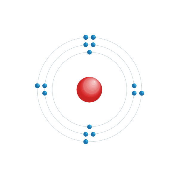 Phosphor Elektronisches Konfigurationsdiagramm