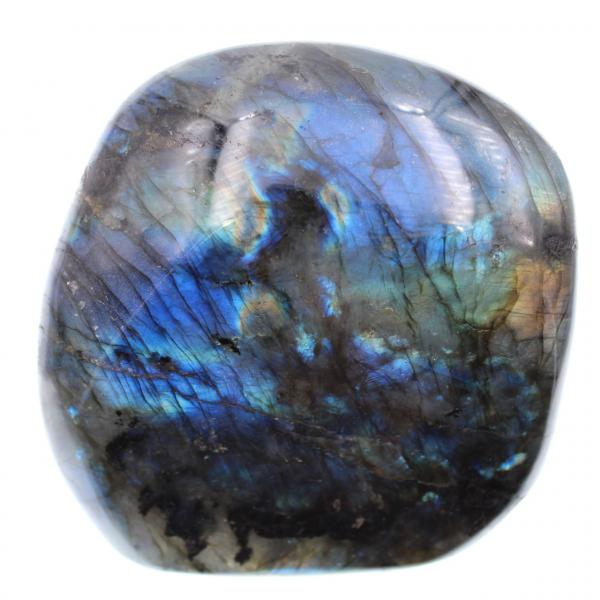 Freiform Labradorit Stein zur Dekoration