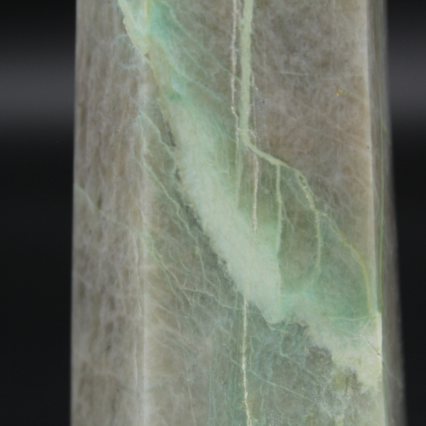 Garnierit-Prisma aus Madagaskar