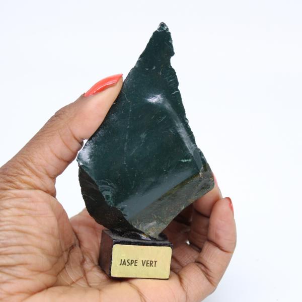 Grüner Jaspis