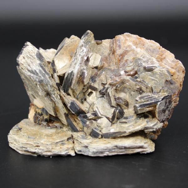 Gruppe von Glimmerkristallen